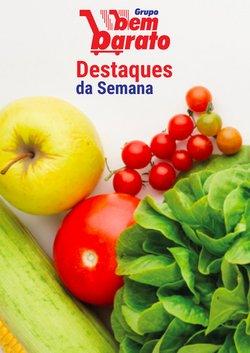 Ofertas Supermercados no catálogo Supermercado Bem Barato em Guaíba ( Publicado ontem )