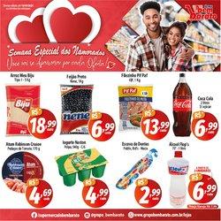 Ofertas de Supermercados no catálogo Supermercado Bem Barato (  Mais de um mês)