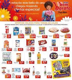 Ofertas de Supermercado Bem Barato no catálogo Supermercado Bem Barato (  2 dias mais)