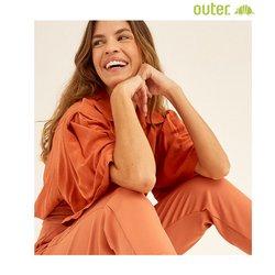 Ofertas de Roupa, Sapatos e Acessórios no catálogo Outer (  Vence hoje)