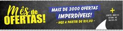 Promoção de Livraria, papelaria, material escolar no folheto de Comix em Diadema