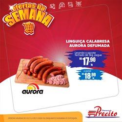 Ofertas de Aurora em Supermercado Precito