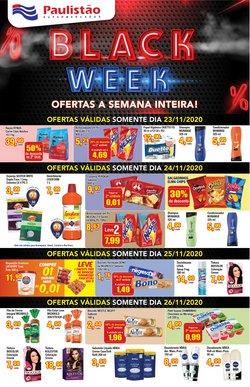 Ofertas Supermercados no catálogo Paulistão Supermercados em Araraquara ( Publicado hoje )