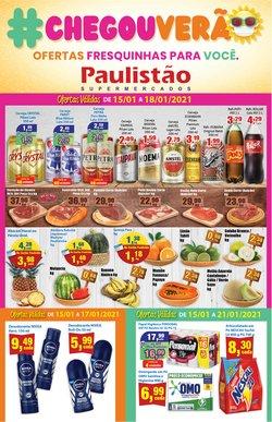 Ofertas de Nivea em Paulistão Supermercados