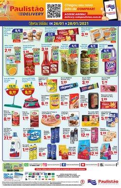 Ofertas de Milho em Paulistão Supermercados