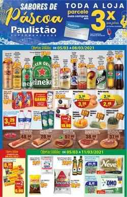 Catálogo Paulistão Supermercados ( Vence hoje )