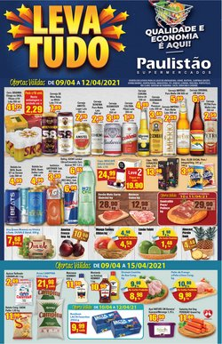 Catálogo Paulistão Supermercados ( Válido até amanhã )