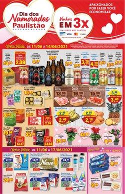 Ofertas de Paulistão Supermercados no catálogo Paulistão Supermercados (  2 dias mais)