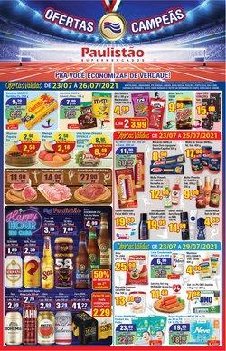 Catálogo Paulistão Supermercados (  4 dias mais)