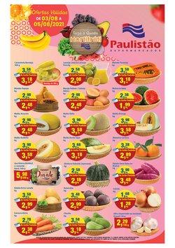 Ofertas de Supermercados no catálogo Paulistão Supermercados (  Publicado hoje)