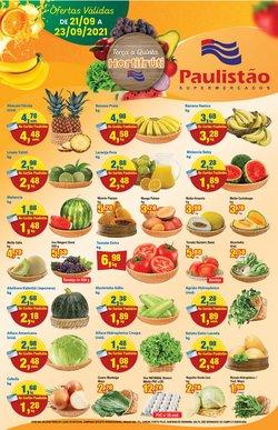 Catálogo Paulistão Supermercados (  Válido até amanhã)