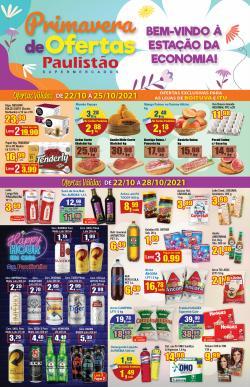 Catálogo Paulistão Supermercados (  Vence hoje)