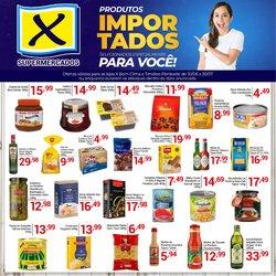 Ofertas de X Supermercados no catálogo X Supermercados (  5 dias mais)