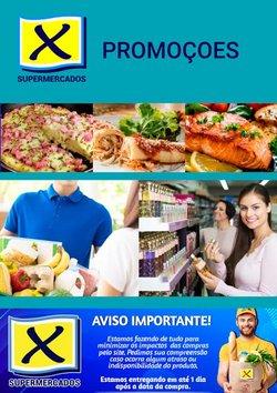 Catálogo X Supermercados (  29 dias mais)