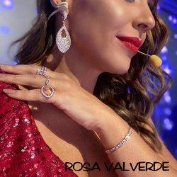 Ofertas de Relógios e Joias no catálogo Rosa Valverde (  16 dias mais)