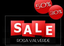 Promoção de Rosa Valverde no folheto de São Paulo