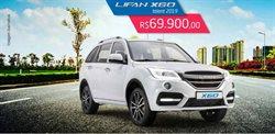 Ofertas Carros, Motos e Peças no catálogo Lifan Motors em Goiânia ( 5 dias mais )