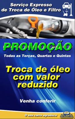 Promoção de Atlanta Peças no folheto de São Paulo
