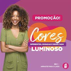 Ofertas Perfumarias e Beleza no catálogo Beleza Natural em Campinas ( 6 dias mais )