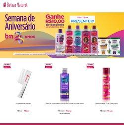 Ofertas de Perfumarias e Beleza no catálogo Beleza Natural (  Vence hoje)