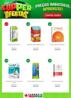 Catálogo Farmácia Preço Popular em Campo Grande ( Válido até amanhã )