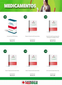 Catálogo Farmácia Preço Popular em São Paulo ( Vencido )