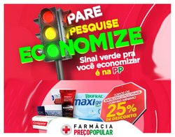Ofertas Farmácias e Drogarias no catálogo Farmácia Preço Popular em Camaçari ( 2 dias mais )