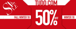 Promoção de Lança Perfume no folheto de Recife