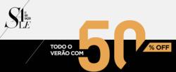 Promoção de Lança Perfume no folheto de São Paulo