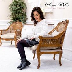 Ofertas de Ana Mello Calçados no catálogo Ana Mello Calçados (  7 dias mais)