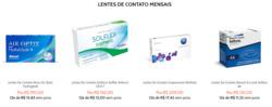 Promoção de Óticas e centros auditívos no folheto de Mitani em Guarulhos