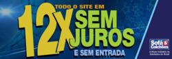 Promoção de Sofá & Colchões no folheto de São Paulo