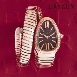 Ofertas de Relógios e Joias no catálogo Dryzun (  13 dias mais)