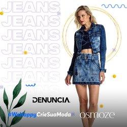 Ofertas de Denuncia Jeans no catálogo Denuncia Jeans (  Vencido)
