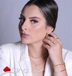 Ofertas de Relógios e Joias no catálogo Nina Fiori (  23 dias mais)