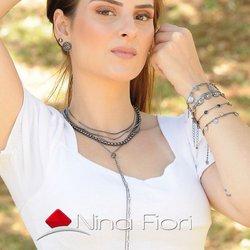 Ofertas de Relógios e Joias no catálogo Nina Fiori (  17 dias mais)