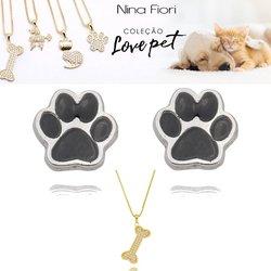 Ofertas de Relógios e Joias no catálogo Nina Fiori (  2 dias mais)