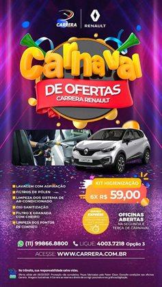 Catálogo Carrera ( Vence hoje )