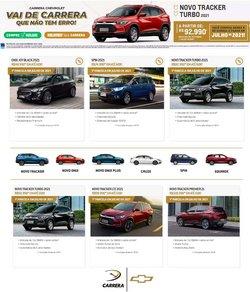 Ofertas Carros, Motos e Peças no catálogo Carrera em Diadema ( 16 dias mais )