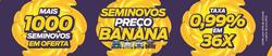 Promoção de Carrera no folheto de São Paulo