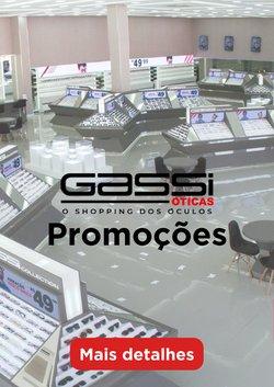 Ofertas de Óticas Gassi no catálogo Óticas Gassi (  9 dias mais)