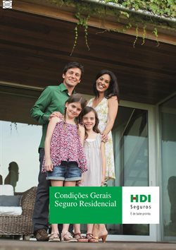 Ofertas de HDI Seguros no catálogo HDI Seguros (  Vencido)