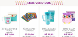 Promoção de Zona Criativa no folheto de São Paulo