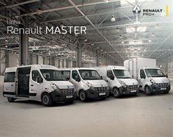 Promoção de Automóveis no folheto de Renault em Juiz de Fora