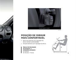 Promoção de Volante no folheto de Renault em São Paulo