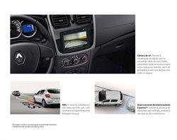Promoção de Carro no folheto de Renault em Aracaju