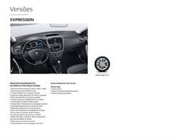 Promoção de Volante no folheto de Renault em Diadema