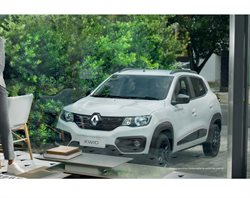 Catálogo Renault ( Mais de um mês )
