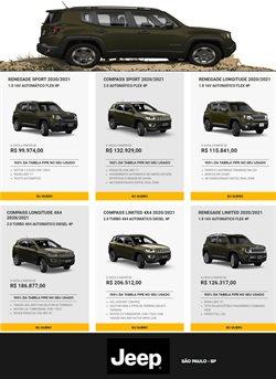 Catálogo Jeep ( Vencido )