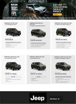 Ofertas Carros, Motos e Peças no catálogo Jeep em São Caetano do Sul ( 22 dias mais )